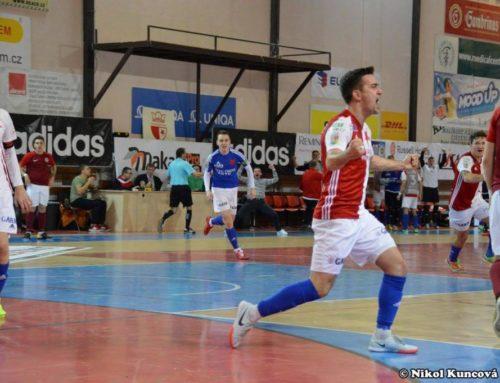 Futsalová Slavia fantasticky otočila derby!